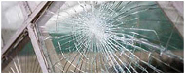 Milford Haven Smashed Glass